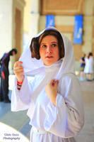 Princess Leia by Celem