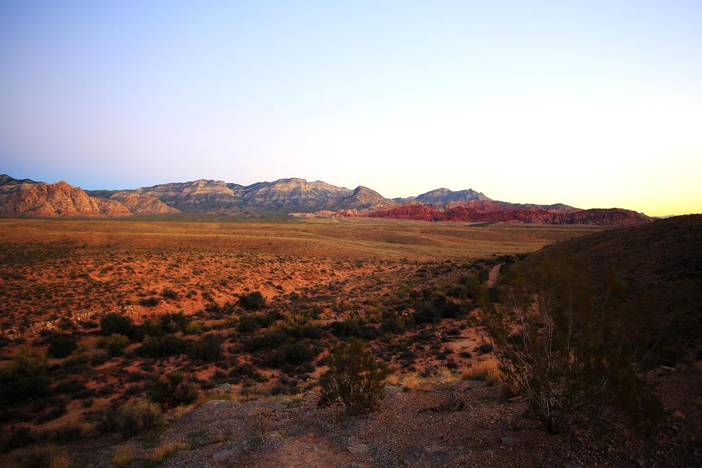 Stock: Sunrise on the Desert Plains by Celem