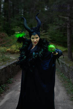 Maleficent by FergyK