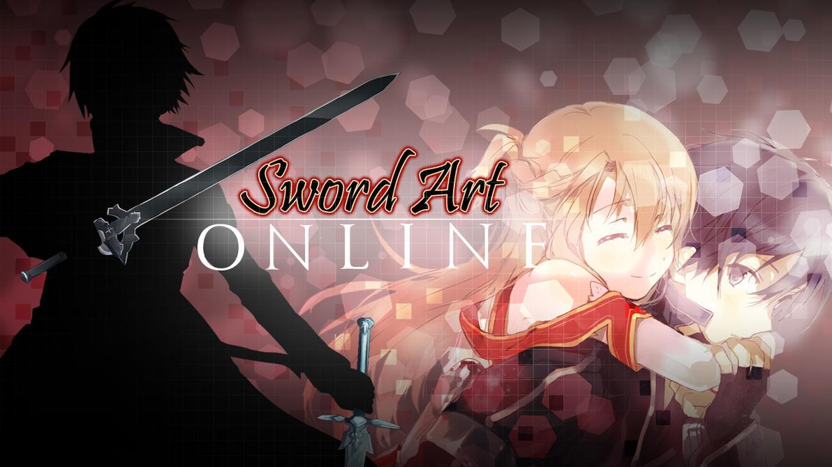 Sword Art Online Wallpaper II 1366x768 By Echosong001