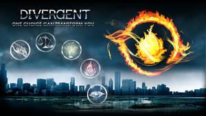 Divergent Wallpaper 1