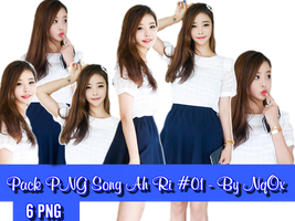 Pack PNG Song Ah Ri 01 - By NqOx by ngoxpun