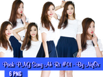 Pack PNG Song Ah Ri 01 - By NqOx