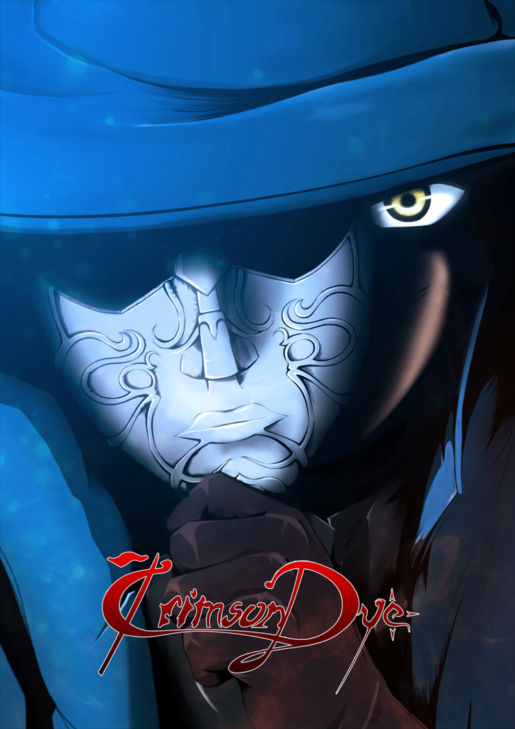 Chapter cover from Crimson Dye by JL-Kira