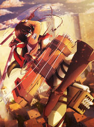 Mikasa ( Shingeki no Kyoshin )