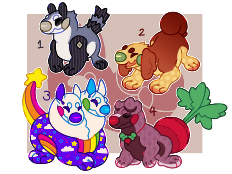 Toypups [CLEARANCE OPEN]