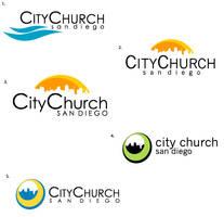 City Church logos by AnnaBramble