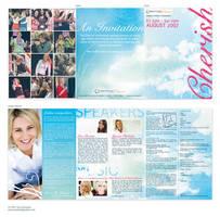 Cherish 07 trifold brochure by AnnaBramble