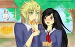 CloTi Highschool Contest: Gimme some taiyaki. by kuraikitsune13