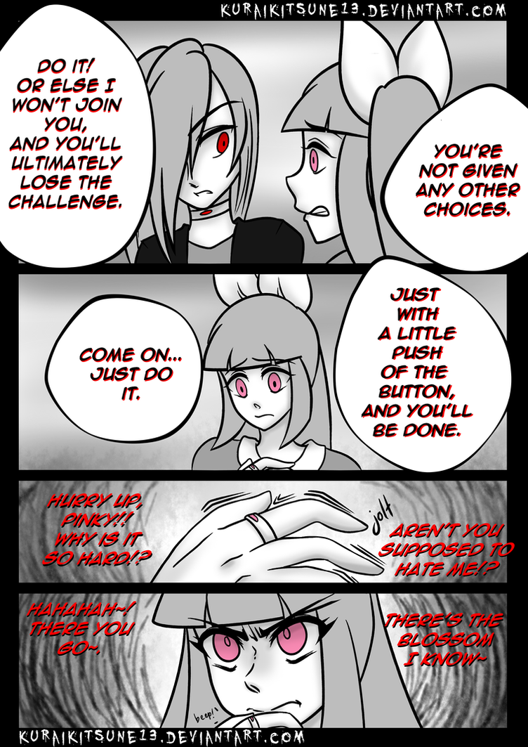 Counterpart: A PPG x RRB fan comic Page 47 by kuraikitsune13