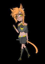Moon punk Kitty Adopt [CLOSED]