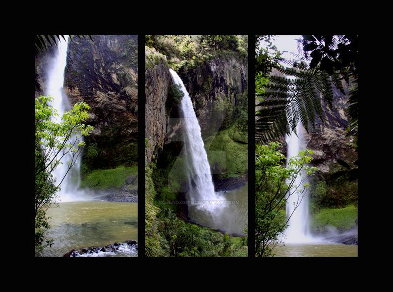 Bridal Veil Falls by Scubaozgirl