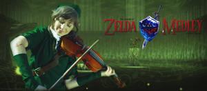 Lindsey Stirling Zelda Medley Green