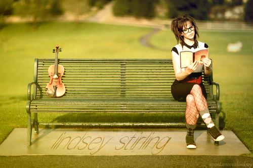 Lindsey Stirling by vhesketh