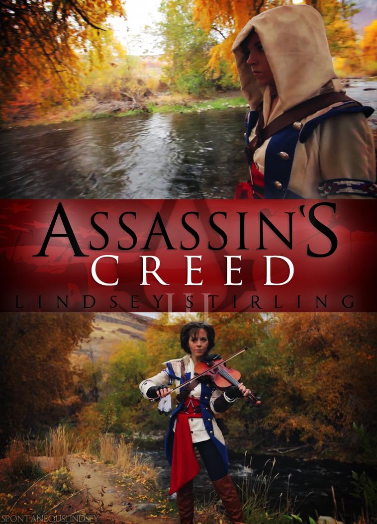 Lindsey Stirling Assassins Creed Wallpaper Assassin's Creed Linds...