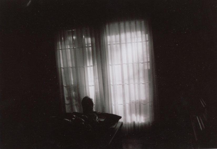 Curtains Of Dark And Spooky By Storytellerninja ...