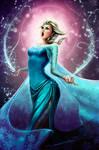 Let It Go (Elsa Fan-art)