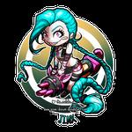 Jinx (Fan-art League of Legends)
