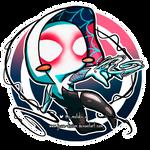 Spider Gwen (Fan-art The Amazing Spiderman)