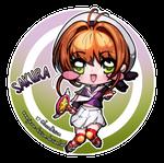 Sakura [Sakura Card Captor Fan-art]