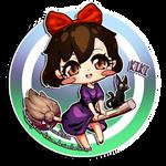 Kiki [Majo no takkyubin Fan-Art]