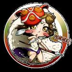 San [Mononoke Hime Fan-Art]
