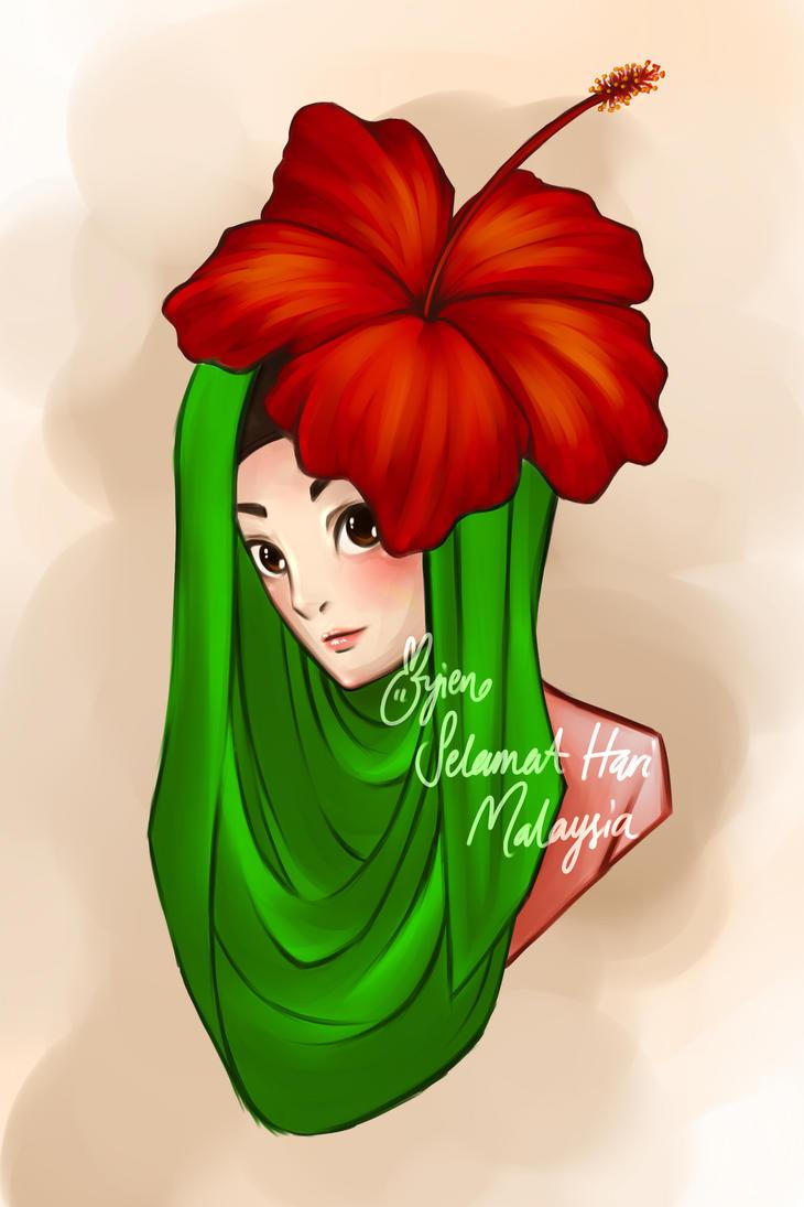 Selamat Hari Malaysia by ayien-chan