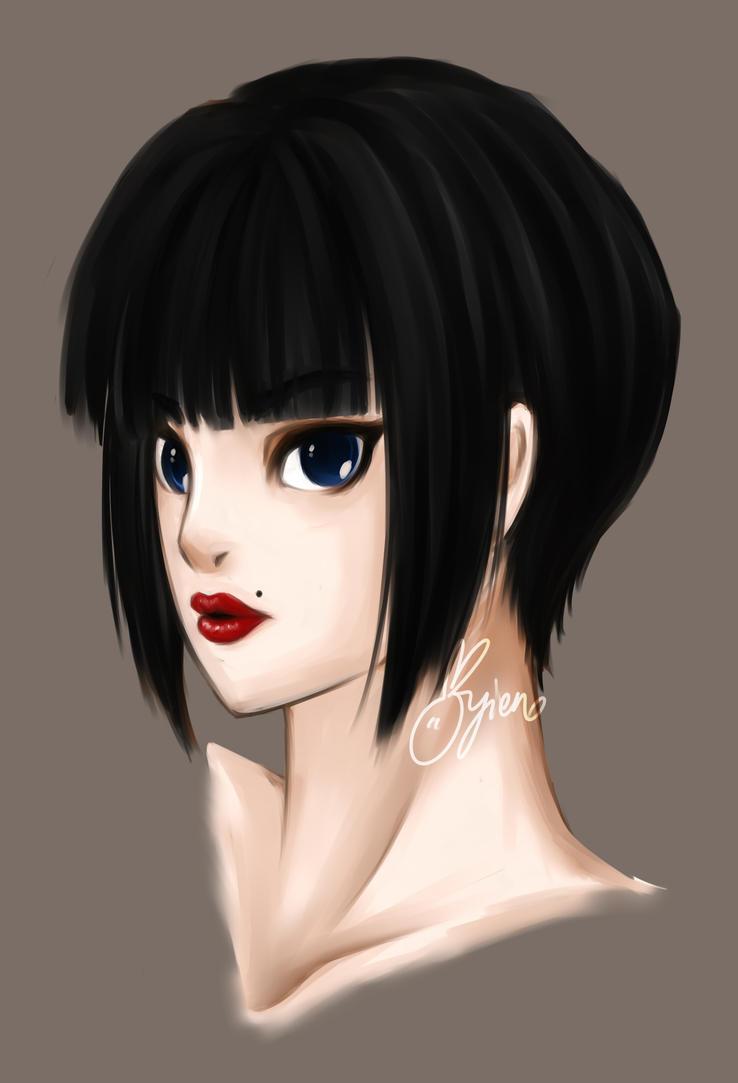 Helena by ayien-chan