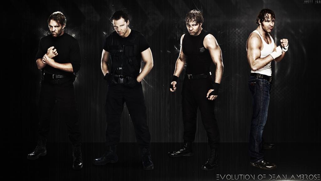 Evolution Of Dean Ambrose