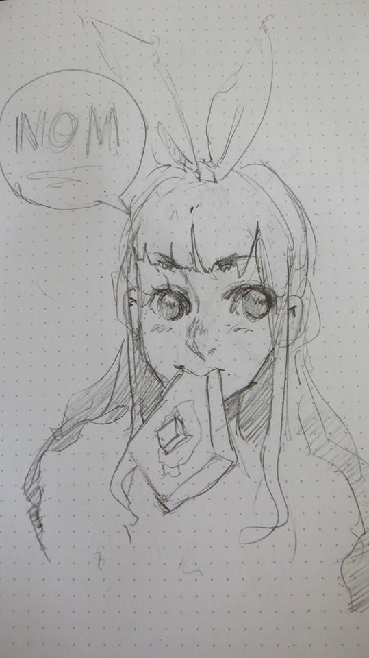 Toast~ (doodle) by PIUPie