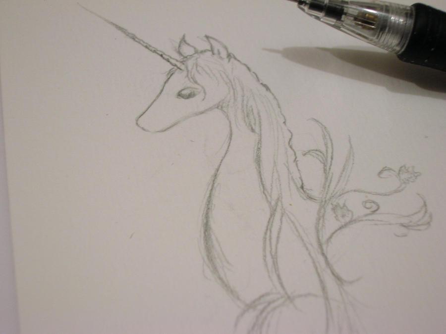 Little Unicorn by Dreamly-Bay