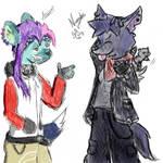 Shytzo and Namubis