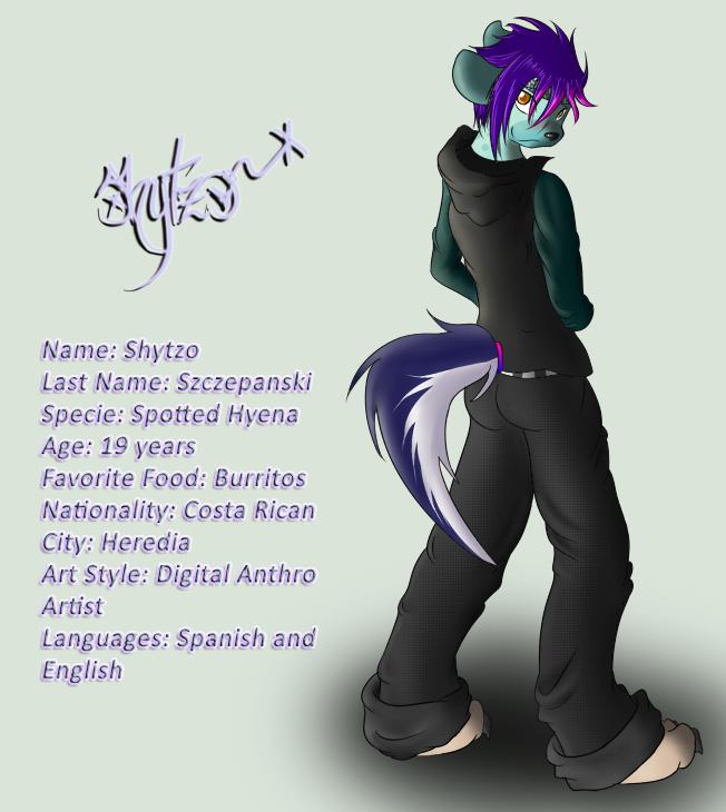 Shytzo's Profile Picture