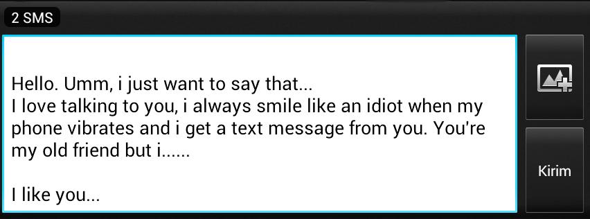 Unsent Message by okinawarikenata