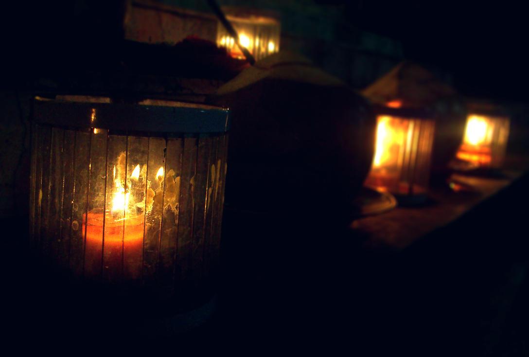 Candles by okinawarikenata