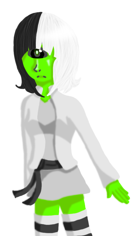 .:UTAU:. Small Grumpy Cyclops Child by Universally-Skullie