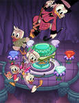 Ducktales Find The Chaos Emeralds