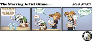 The Starving Artist Gizmo: C5  79