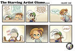 The Starving Artist Gizmo: C5  80