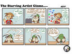 The Starving Artist Gizmo: C5  81