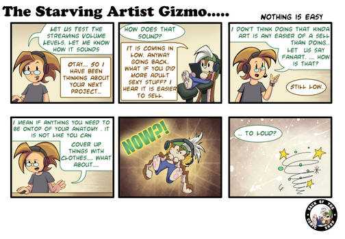 The Starving Artist Gizmo: C5 89
