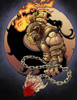 Aet Streaming: Scorpion MK coloring