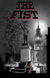 The fist cover #3 / Motion comic