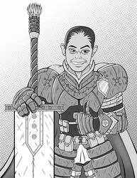 Character Swap Challenge: Knight