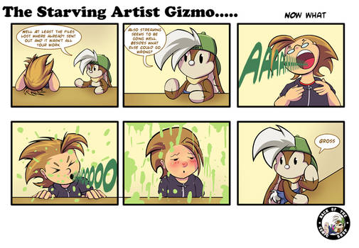 The Starving Artist Gizmo: C6 98