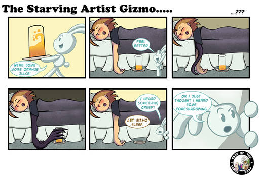 The Starving Artist Gizmo: C6 101