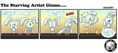 The Starving Artist Gizmo: C6 106