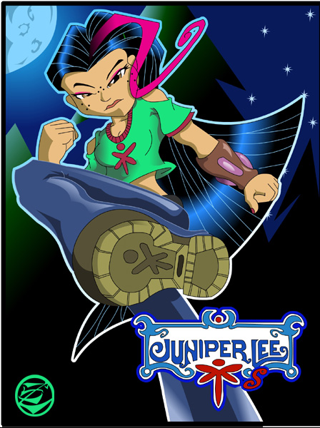 juniper lee s cover by culdesackidz