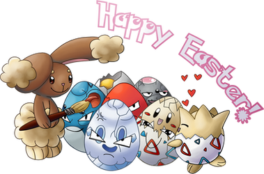 Poke Easter