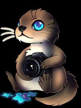 Blue-Eyes Brown Otter